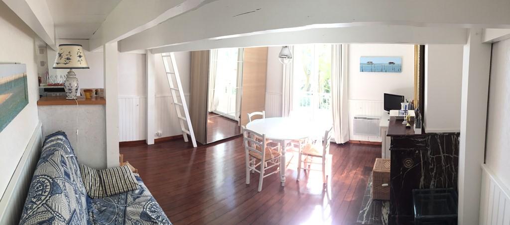 Villa Goverdhana Studio + mezzanine ARCACHON